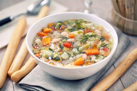 cucinare minestrone minestrone di verdure bimby il piatto nutriente e