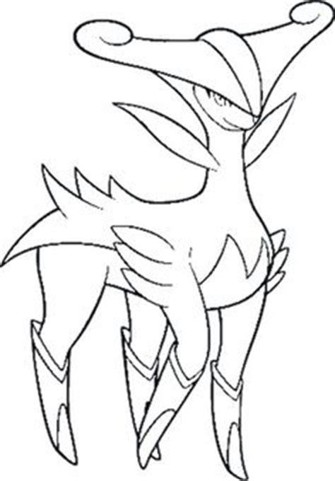 pokemon coloring pages virizion 1000 images about omega ruby and alpha sapphire