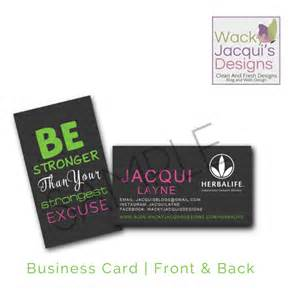herbalife business cards 1 herbalife by wackyjacquisdesigns