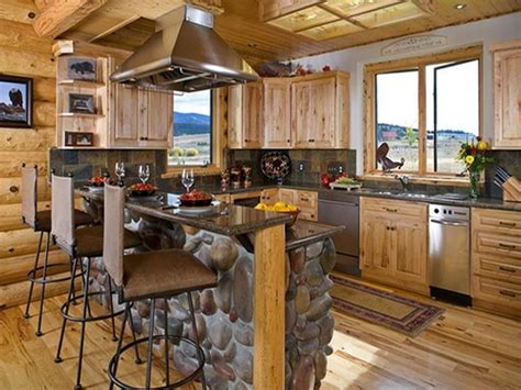 rustic kitchen design ideas luxury rustic kitchen island designs modern home design