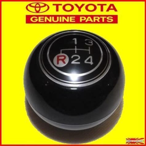 Toyota Land Cruiser Gear Knob Genuine Toyota Landcruiser Fj40 Hj47 Bj42 Fj45 4sp Shift