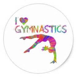 i love gymnastics tie dye shirts bags stickers etc zazzle