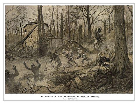 belleau woods battle of belleau wood