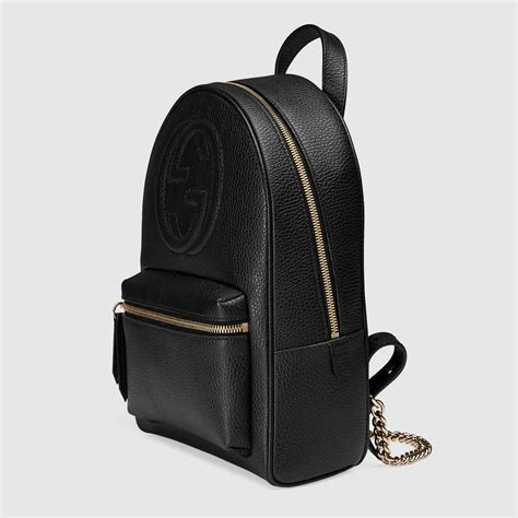 Backpack Gucci soho leather chain backpack gucci s backpacks