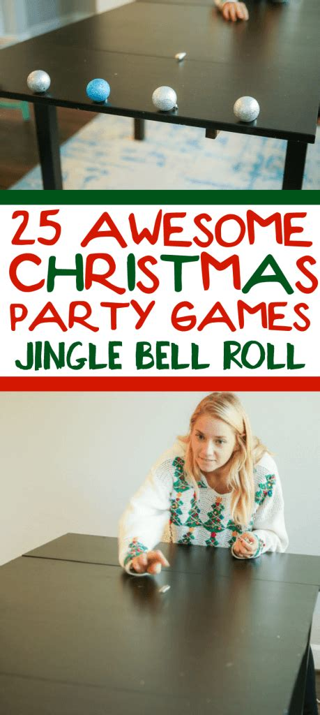 xmas games for large groups 25 hilarious minute to win it for and adults