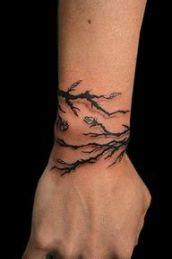 tattoo on lower wrist want it wrapped around lower calf ankle maybeeee tats