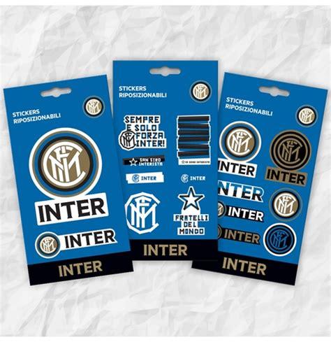 Stiker Set Intermilan fc inter milan mini sticker set for only c 10 45 at merchandisingplaza ca
