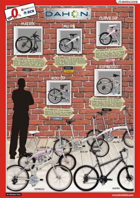 Tas Sepeda Rodalink harga sepeda rodalink bulletin bulan mei juni 2010