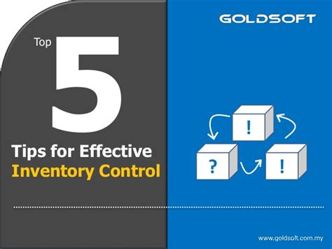 Tips For Creating An Inventory - top 5 tips for effective inventory ebook