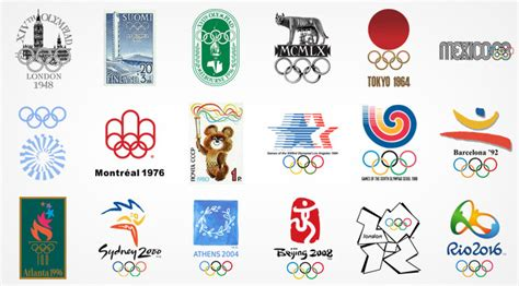 design logo history design history of the summer olympic games