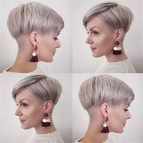 10 Stylish Pixie Haircuts in Ultra Modern Shapes, Women Hairstyles 2018   2019