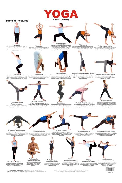 printable simple yoga poses trikonasana triangle pose benefits yoga poses chart
