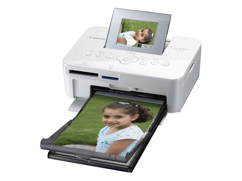 Printer Foto Canon Mini canon unveils selphy cp1000 compact printer photographer