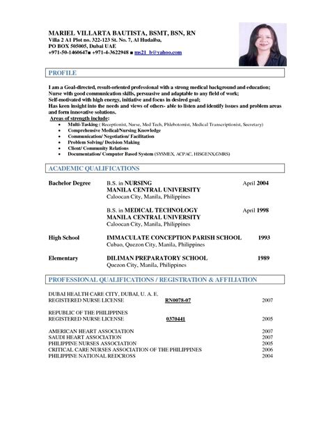 Resume Template Tech by Technologist Resume Lifiermountain Org