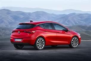Vauxhall Astra 2016 Opel Astra 15 Egmcartech