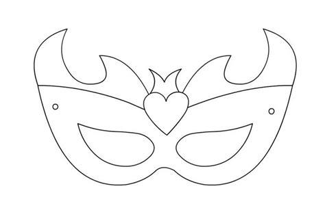 mask template for todler 171 funnycrafts