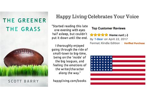 the grass is greener till you get to the other side books your voice archives happy living