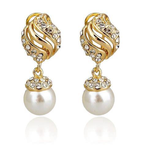 aliexpress buy low new design earrings gold