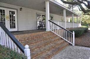 Brick Front Porch Steps Front Porch Calimesa Ca Photo Gallery Landscaping