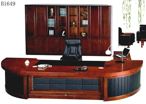 Home Office Suite Furniture Set Shaker Executive Desk Executive Office Furniture Sets
