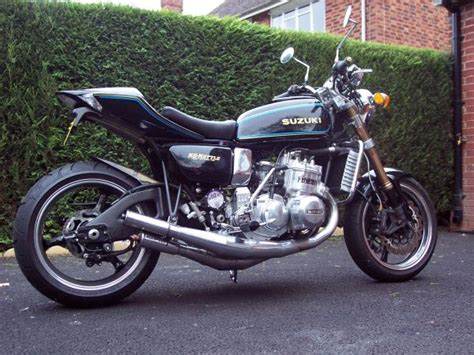 Suzuki Gt750 Kettle 1975 Suzuki Gt Gs750 Project