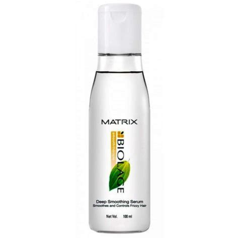 Harga Matrix Biolage Smoothing Shoo matrix biolage smoothing hair serum 100 ml made in