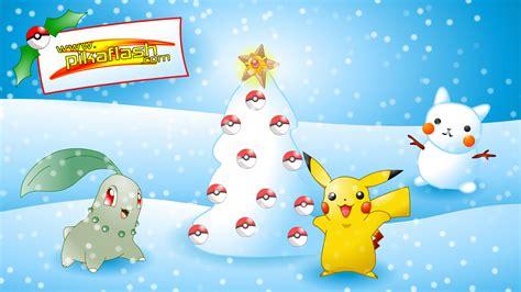 X Mas Tree by Merry Pokemon Christmas Pok 233 Mon Photo 27890377 Fanpop