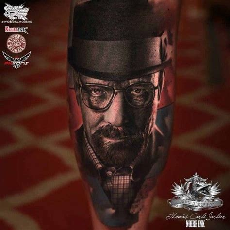 bryan cranston tattoo 194 best images about realistic tattoos on
