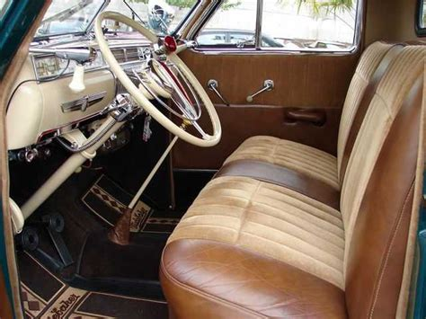 studebaker upholstery studebaker interior pictures to pin on pinterest pinsdaddy