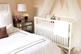 nursery in bedroom combined master bedroom and baby nursery c45ualwork999 org