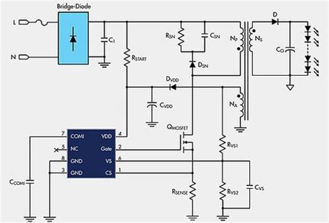 power factor correction led driver planet analog richard chung power factor correction principles in flyback led driver