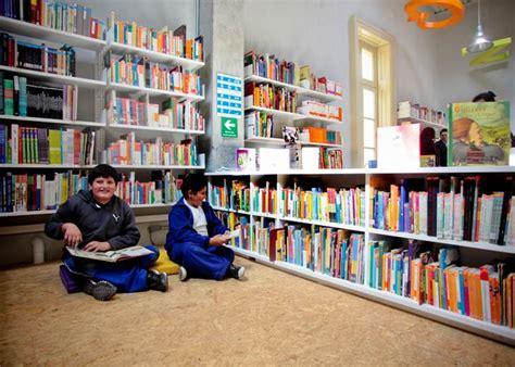 una librera en berln ni 241 os en la biblioteca imagui