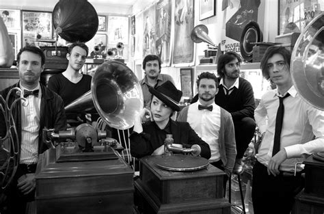 swing music clubs interview caravan palace s hugues payen