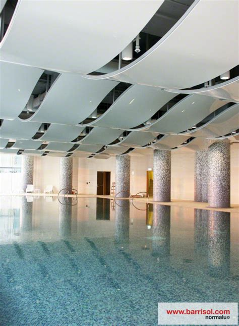 Modular Ceiling Systems Realizations Photos
