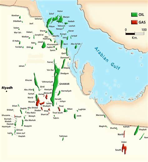 petroleum insights maps