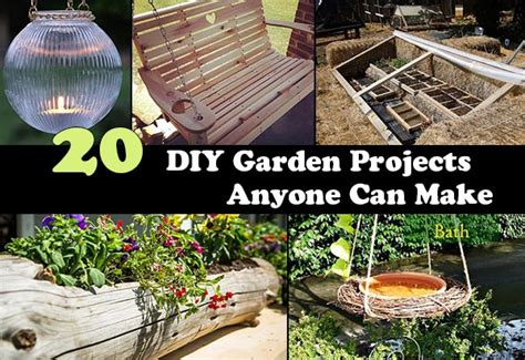 diy garden projects 20 diy garden projects anyone can make home and
