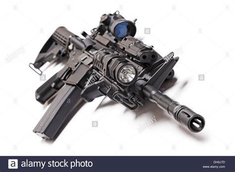 ar 15 tactical light ar 15 m4a1 tactical carbine with sniper sight