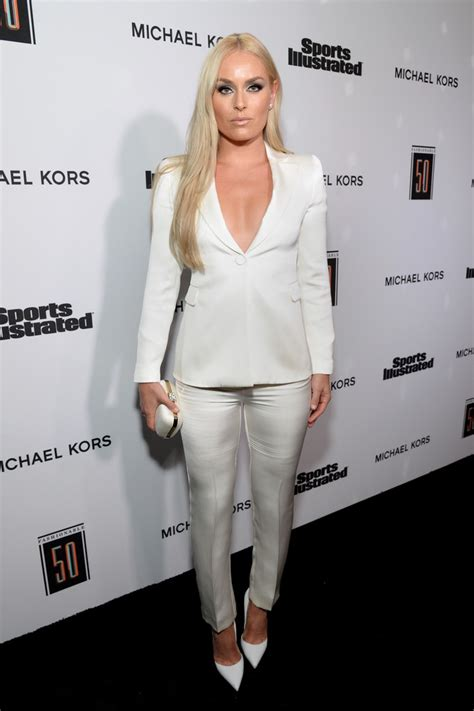 lindsey vonn pantsuit fashion lookbook stylebistro