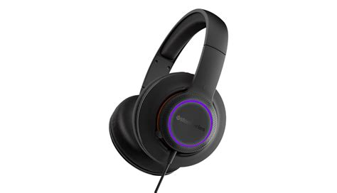 Steel Series Siberia 150 Black Usb siberia 150 rgb illuminated usb gaming headset steelseries