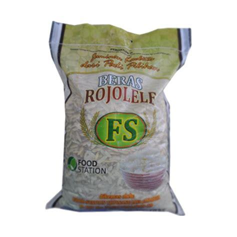 Beras Rojolele Fs Premium 5kg jual fs rojolele beras 5 kg harga kualitas