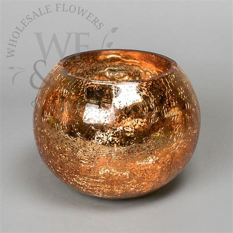 Mercury Vases Cheap by Mercury Glass In Antique Gold Wholesale Flowers And