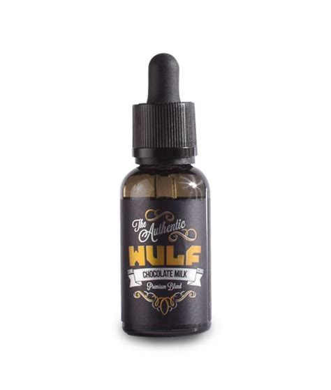 Dairy Chocolate E Liquid chocolate milk by wulf brew e liquid on sale