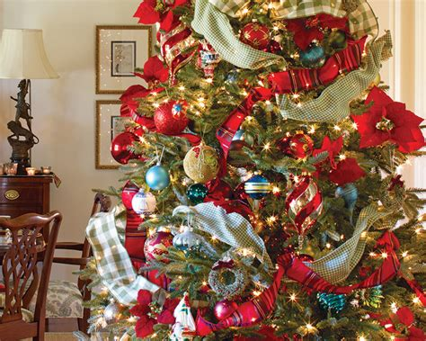 find the perfect christmas tree theme the ribbon in my
