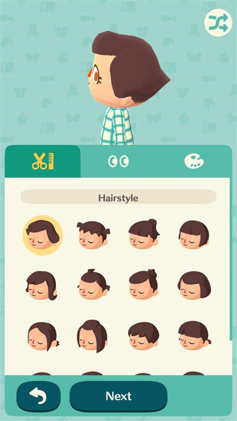 hairstyles animal crossing hairstyles on animal crossing city folk hairstyles by