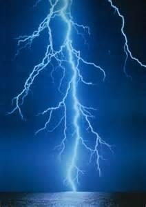 Lightning Blue Blue Lightning Express The Green Walled Tower