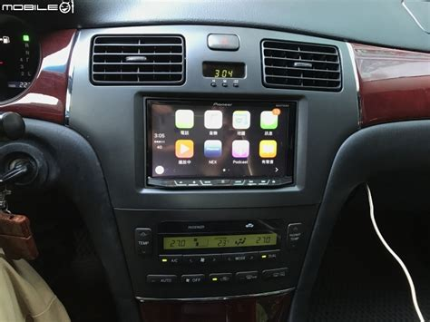 lexus 音響升級 apple carplay on my 2002 es300 汽車討論區 mobile01