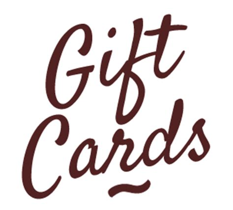 Gift Cards Sent Online - gift cards islands restaurants