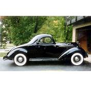 1937 Orphan Coupe If You Had To Take One  The HAMB