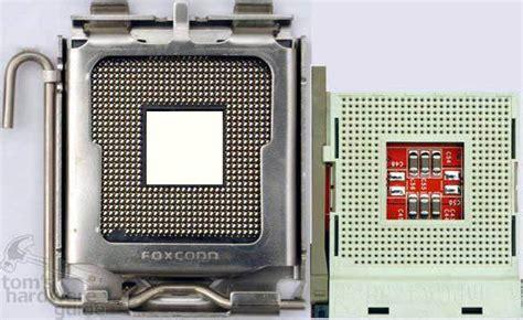 Sockel Pga478 by Comparison Sockel 478 And Socket 775 Sneak Preview Intel Alderwood Grantsdale Chipsets