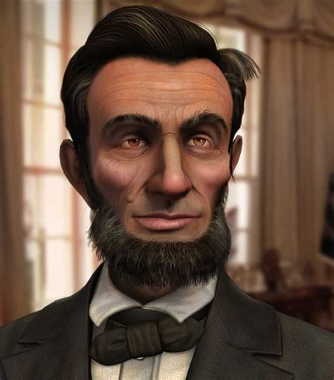 abraham lincoln character giant bomb
